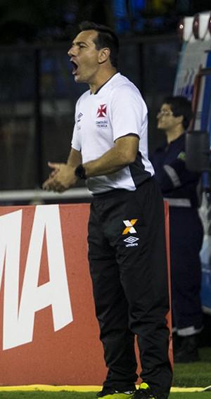 Doriva Vasco x Ponte Preta - Campeonato Brasileiro 2015 (Foto: Paulo Fernandes/Vasco.com.br)
