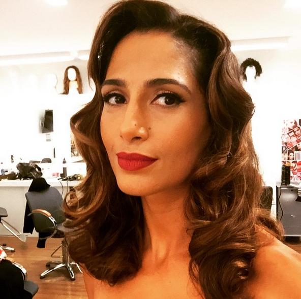 Camila Pitanga e seus cílios poderosos (Foto: Instagram/Reprodução)