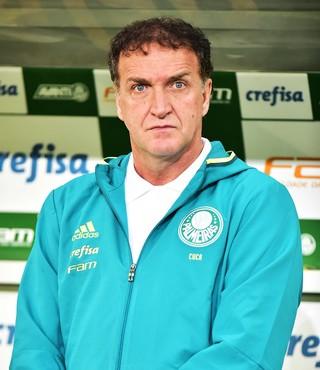 Cuca Palmeiras São Paulo (Foto: Marcos Ribolli)