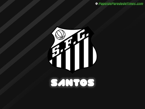 screenshot de Papel de Parede: Santos