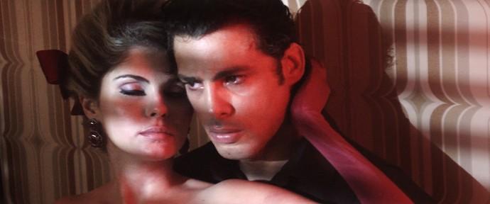 Bárbara Evans e Cauã Reymond estão no elenco de 'Dois Irmãos' (Foto: TV Globo)
