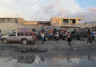 pobreza haiti (Foto: Tahiane Stochero/G1)