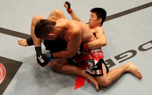 Hatsu Hioki ricardo lamas mma ufc (Foto: Getty Images)
