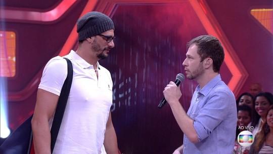 Big Brother Brasil: Daniel é eliminado com 68,38% dos votos