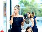 Grazi Massafera diz que vê na filha, Sofia, vocação para atriz: 'Em tudo'