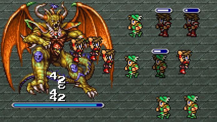 Final Fantasy All the Bravest tem DLC injusto (Foto: Divulgação/Square Enix)