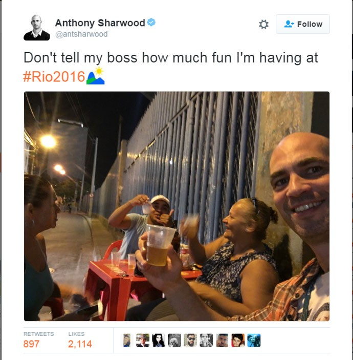 Gringo conta como ficou famoso no Twitter
