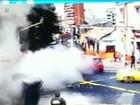 Uma pessoa morre e 30 ficam feridas em explosão em Bogotá