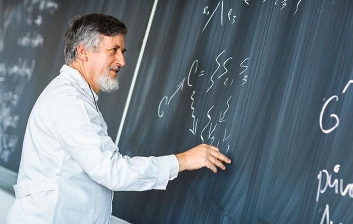 Professor Aula Sala (Foto: Pond5)