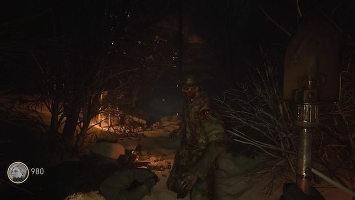 Call of Duty WWII (Foto: Reprodução/Victor Teixeira)