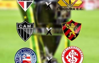 CBF define mandos de campo das quartas da Copa do Brasil sub-20