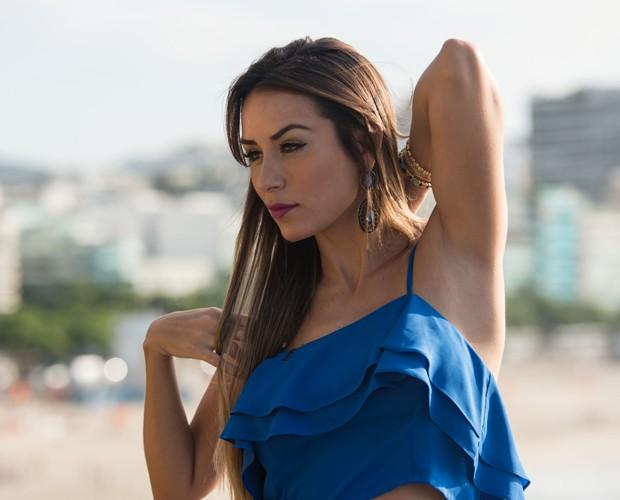 Letícia Santiago BBB14 (Foto: Camila Serejo/Gshow)