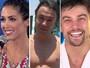 'Saltibum': Bella Falconi, Kayky Brito e Raphael Sander voltam à disputa após repescagem