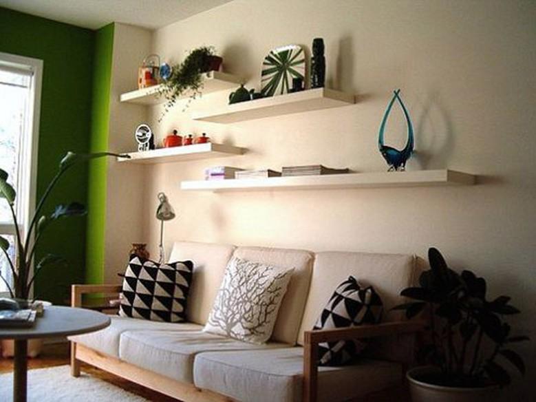 Sala pequena como decorar e ganhar mais espa o casa gnt for Como organizar una sala en l