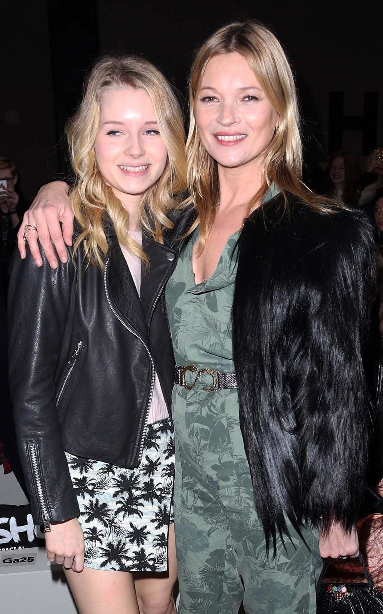 Kate e Lottie Moss (Foto: Getty Images)
