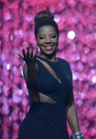 MC Ludmilla deixa o funk de lado em gravação do 'Globo de ouro'