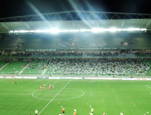 Reabertura do estádio Independência (Foto: Lucas Catta Prêta / GLOBOESPORTE.COM)