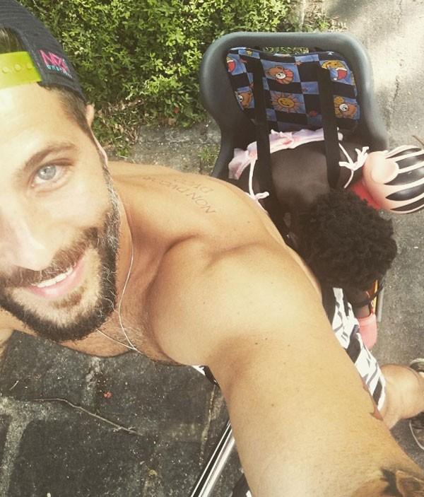 Titi e Gagliasso (Foto: Reprodução Instagram)