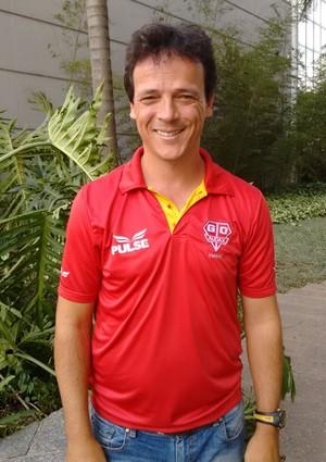 Fernando Diniz Audax (Foto: Lucas Strabko)