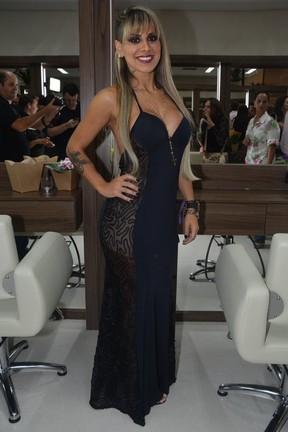 Ex-BBB Vanessa em evento em São Paulo (Foto: Caio Duran/ Ag. News)