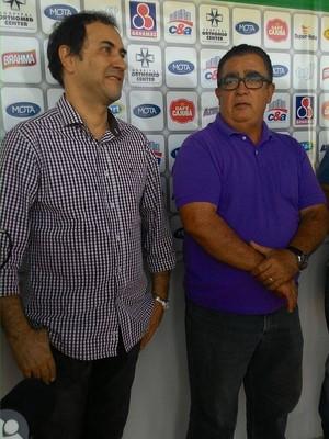Guto Braga, Presidente, Uberlândia Esporte (Foto: Lucas Papel)
