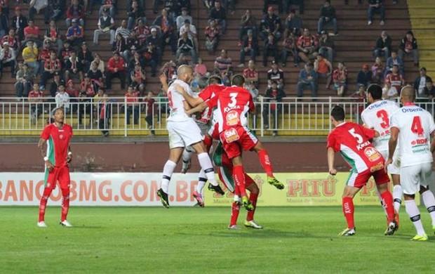 Joinville x Boa Esporte (Foto: José Carlos Fornér/Joinville EC)
