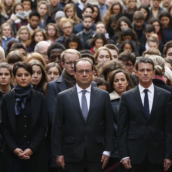 President Francois Hollande (Foto: Guillaume Horcajuel/Reuters)