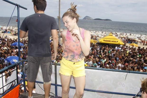 Alice Wegmann (Foto: Felipe Assumpção/ Ag.News)