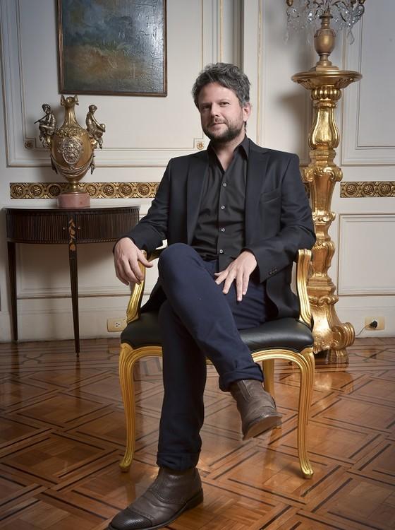 Selton Mello retorna à TV e ao cinema em 2016 (Foto: Caiuá Franco/ TV Globo)
