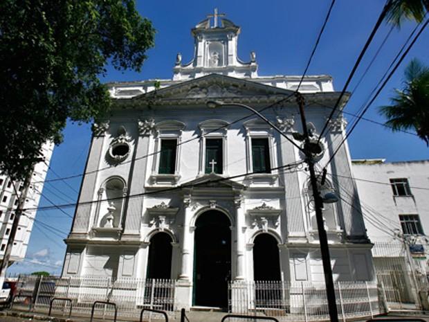 Igreja Nossa Senhora da Vitória (Foto: Divulgação / Iphan)