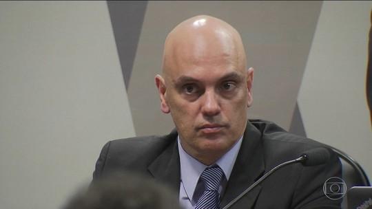 Temer nomeia Moraes; posse no STF é marcada para daqui a 1 mês