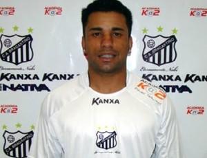 Alex Barros Bragantino (Foto: Edinho Campos/ C.A.Bragantino)
