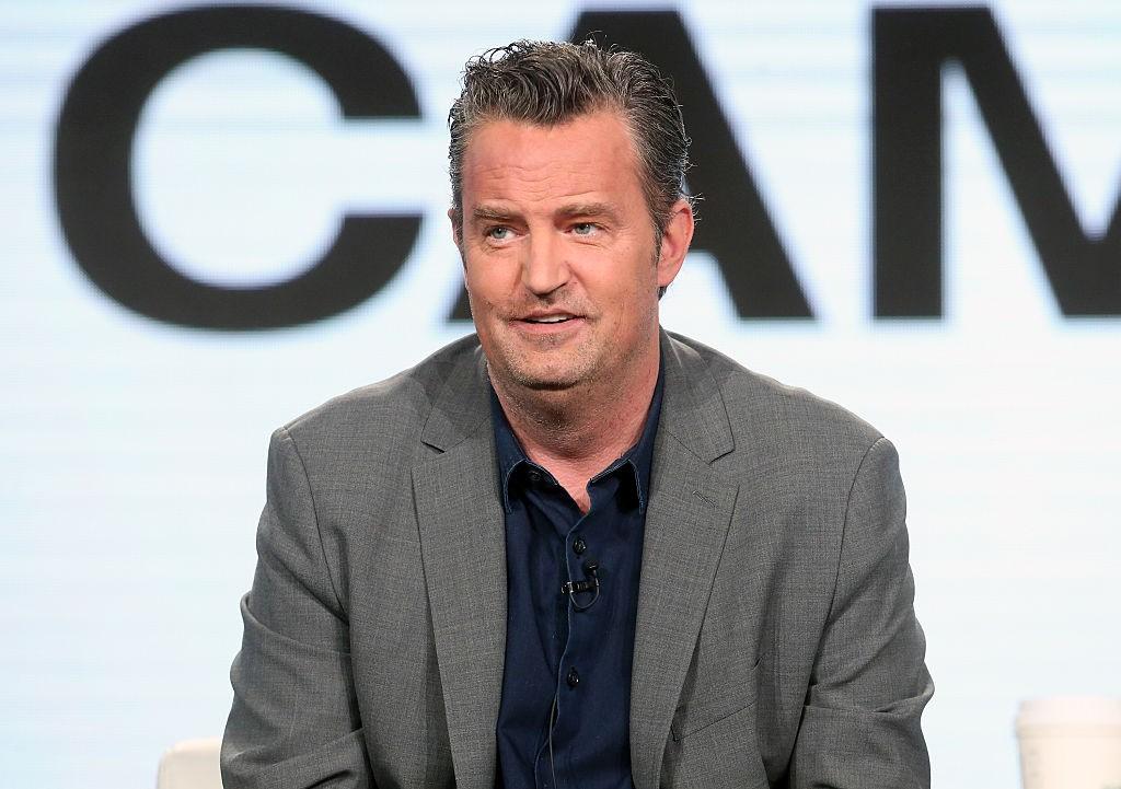Matthew Perry diz que 'Friends' não terá volta se depender dele (Foto: Frederick M. Brown/Getty Images)