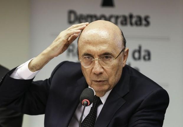 O ministro da Fazenda, Henrique Meirelles (Foto: Fabio Rodrigues Pozzebom/Agência Brasil)