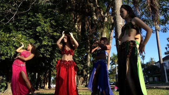 'Rio Sul Revista' embarcou na dança para dar a volta ao mundo