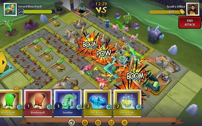 Jogo de Tower Defense onde você defende e ataca ao mesmo tempo (Foto: Divulgação)