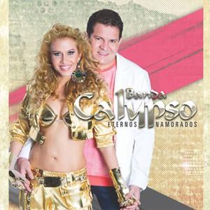 CD 'Eternos namorados', do Calypso (Foto: Divulgação)
