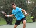 Dois tenistas representam SC no Pan do Canadá: Orlando e João Menezes
