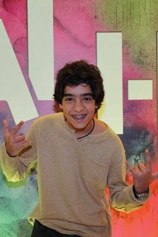 Matheus Costa é Guilherme em Malhação 2013 (Foto: Amanda Freitas/Globo)