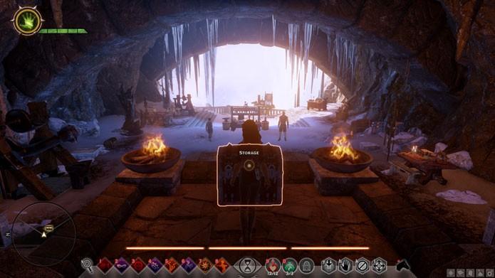 É possível usar baú para clonar itens em Dragon Age: Inquisition (Foto: Reprodução/Tais Carvalho)