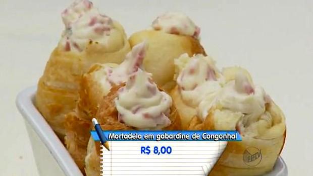 Aprenda o passo a passo da receita deliciosa de Fernando Kassab (Foto: Reprodução EPTV)