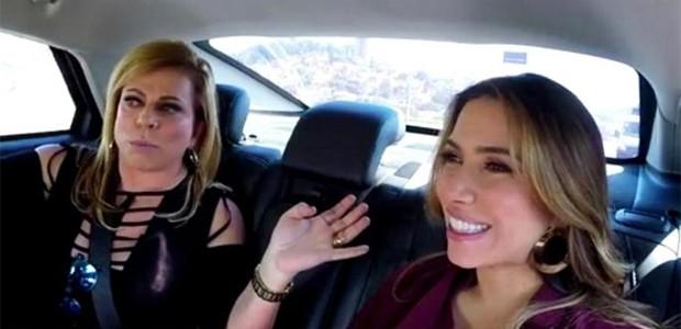 Christina Rocha capricha em declarações em entrevista a Patricia Abravanel (Foto: Reprodução/SBT)