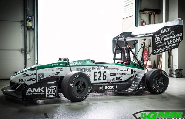 Green Team Electric car E26 (Foto: Divulgação)