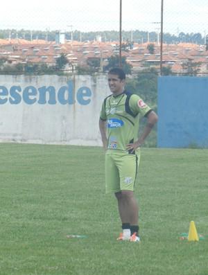 Moreno UEC (Foto: Diego Alves/GLOBOESPORTE.COM)