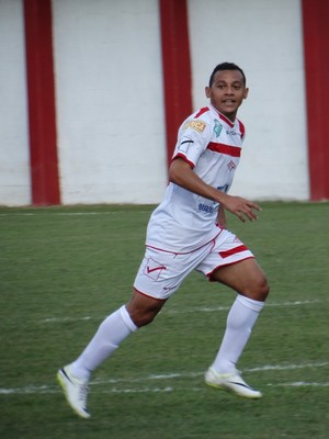 Adeilson Tombense (Foto: Bruno Ribeiro)