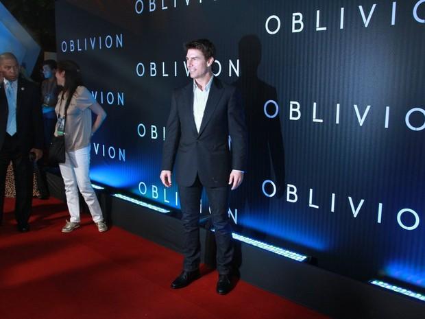 Tom Cruise (Foto: Clayton Militão / Foto Rio News)