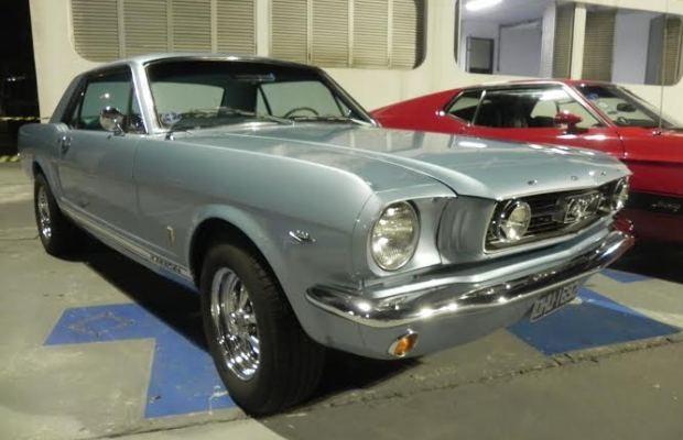 Ford Mustang (Foto: Divulgação)