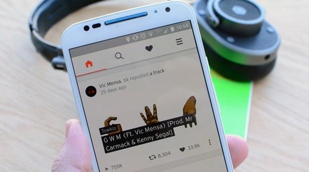 Soundcloud recebeu aporte do Twitter (Foto: Divulgação)