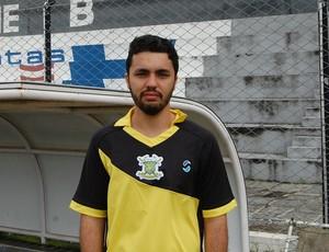 Sport Campina, Arthur Ferreira (Foto: Iago Bruno / GloboEsporte.com)