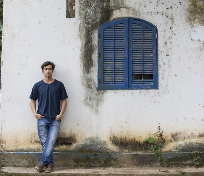 Francisco Vitti comenta final de seu personagem em 'Malhação' (Foto: Ellen Soares/Gshow)